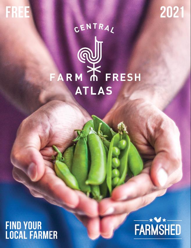 Central Wisconsin's Farm Fresh Atlas 2021